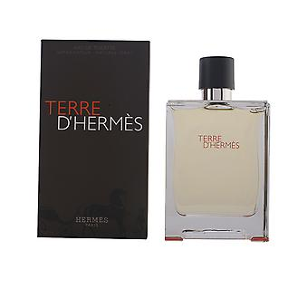 Hermes Terre D'hermes Eau De Toilette Vapo 200ml Mens New Scent Perfume Spray