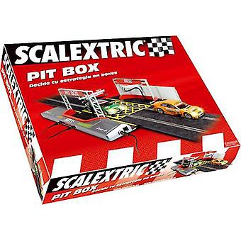 Scalextric Pit Box Scalextric
