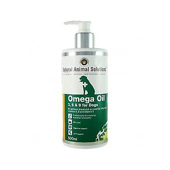NAS Omega Oil 3,6 & 9 For Dogs, 500 ml