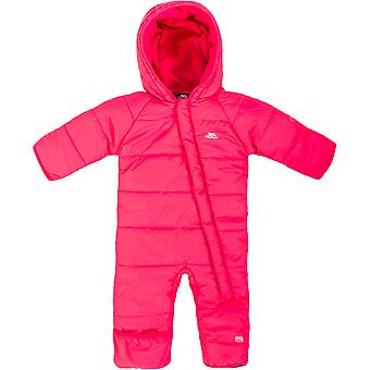 Trespass Girls Babies Amcotte Water Resistant Padded Snowsuit