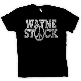 Kinder T-shirt - Wayne Stock - Waynes World
