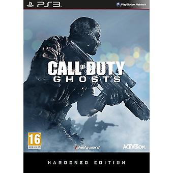Call of Duty Ghosts - Hardened Edition (PS3)