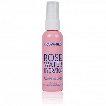 Tonic - water of roses and acid hyaluronic moisturizing Spray