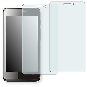 Archos 45 titanium screen protector - Golebo crystal clear protection film