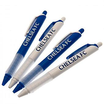 Chelsea 4pk Pen Set