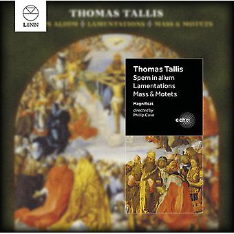 Tallis - Spem i Alium [CD] USA importerer