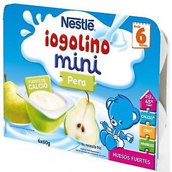 Nestlé Iogolino Pear In Tarrina (Childhood , Healthy diet , Desserts And Snacks)