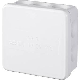 ABB 2TKA140003G1 Junction box (L x W x H) 104 x 104 x 46 mm Grey IP55
