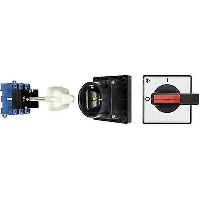 Kraus & Naimer KG100 T103 12 VE Isolator switch + door interlock 100 A 1 x 90 ° noir 1 pc(s)