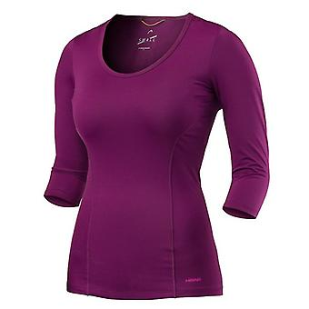 Head vision long sleeve ladies purple 814477