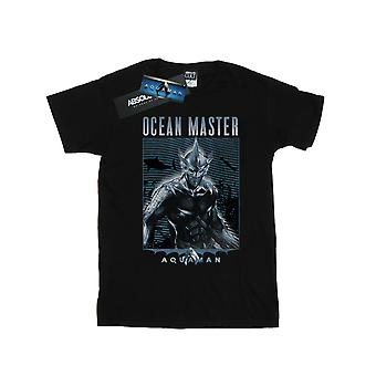 DC Comics Girls Aquaman Ocean Master T-Shirt