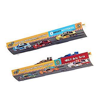 Super Pack de papel Trax Speedway