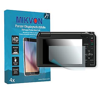 Panasonic Lumix DMC-TZ56 Screen Protector - Mikvon Armor Screen Protector (Retail Package with accessories)