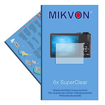 Canon PowerShot S110 screen protector- Mikvon films SuperClear