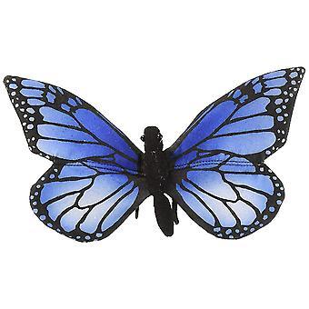 Hansa blauwe vlinder (13cm)