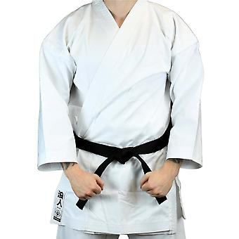Bytomic Kids Ronin middengewicht Karate Uniform wit
