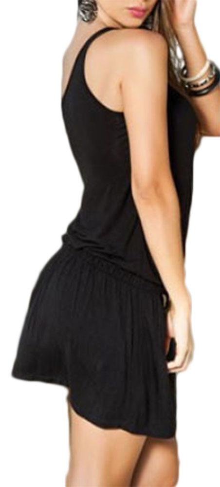 Waooh - Sommer-Kleid asymmetrisch Daga