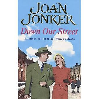 Nasze ulicą przez Joan Jonker - 9780747263838 książki