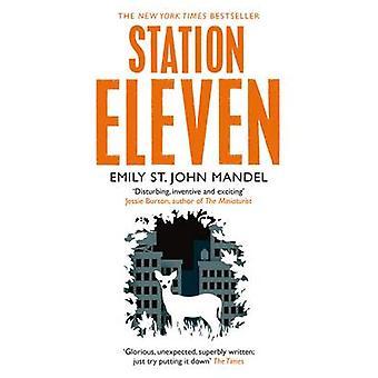 Estación once (principal mercado Ed.) por Emily St John Mandel - 978144726