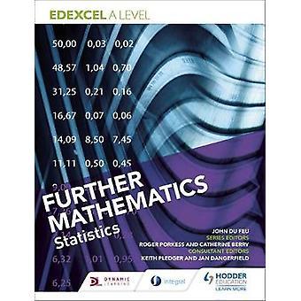 Edexcel A niveau yderligere matematik statistik af John Du Feu - 97815