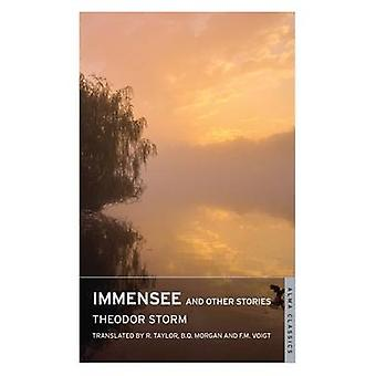 Immensee by Theodor Storm - R. Taylor - B. Q. Morgan - F. M. Voigt -