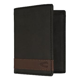 Camel active mens wallet wallet purse with RFID-chip protection black 7311