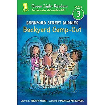 Bradford Street Buddies: Hinterhof Camp-Out (grünes Licht Leser Stufe 3)