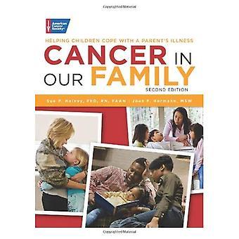 Cancer i vår familj: att hjälpa barn hantera en förälders sjukdom