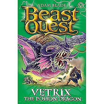 Vetrix het vergif Dragon: serie 19 boek 3