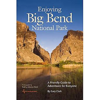 Parco nazionale di Big Bend divertirsi: Una guida amichevole alle avventure per tutti (serie di storia naturale di W.L. Moody, Jr.)