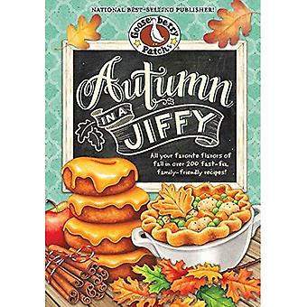 Autumn in a Jiffy Cookbook: All Your Favorite Flavors of Fall in Over 200 Fast-Fix, Family-Friendly Recipes. (...