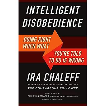 Intelligent Disobedience: Doing Right When You're Told to Do Wrong