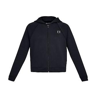 Under Armour Rival Fleece Full-Zip Hoodie 1328836-001 Womens sweatshirt