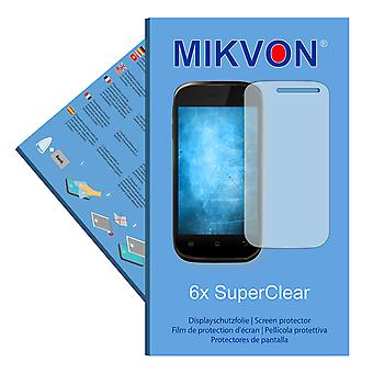 Wiko Cink Slim screen protector- Mikvon films SuperClear