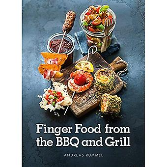 Finger Food from the BBQ and Grill