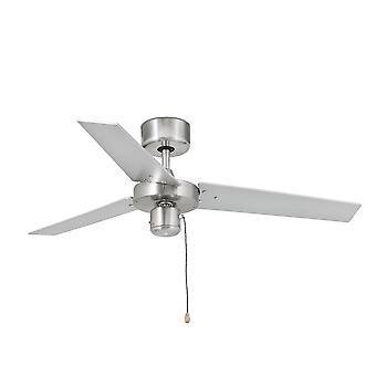 Faro - ventilador de teto de alumínio pequena fábrica sem luz FARO33611