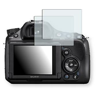 Sony SLT-A58Y Alpha screen protector - Golebo crystal clear protection film