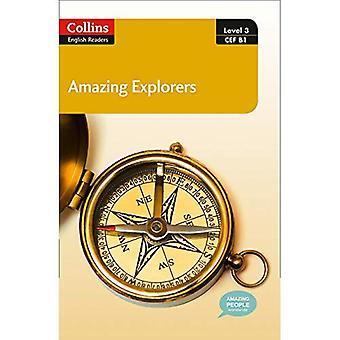 Fantastiska upptäcktsresande: B1 (Collins fantastiska människor ELT läsare)
