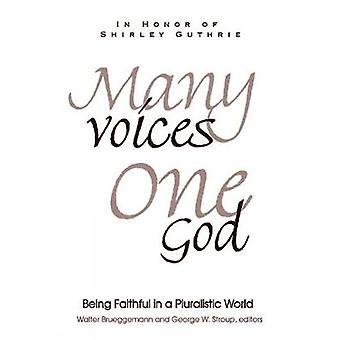 Muitas vozes, um Deus por Brueggemann & Stroup