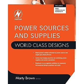 Power Sources and Supplies by Brown & Marty