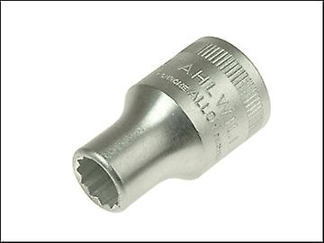 Stahlwille Bi-Hexagon Socket 1/2in Drive 15mm