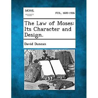 Moseloven sin karakter og Design. av Duncan & David