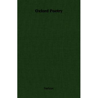 Oxford Poetry by Various
