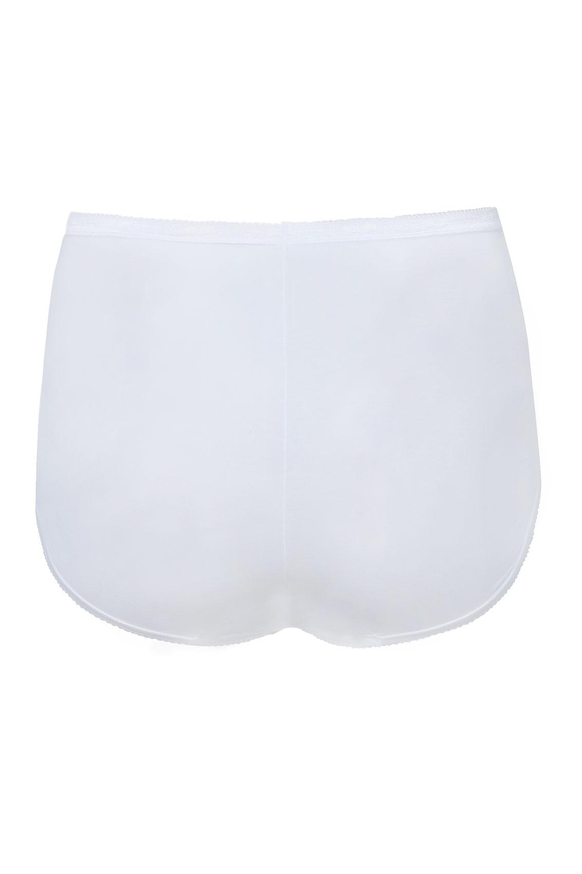 SLOGGI 3 PACK White Basic Maxi Briefs