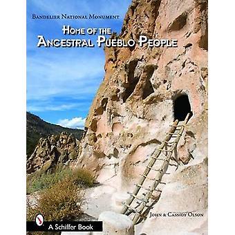 Bandelier Nationalmonument - Heimat des uralten Pueblo-Volkes von J