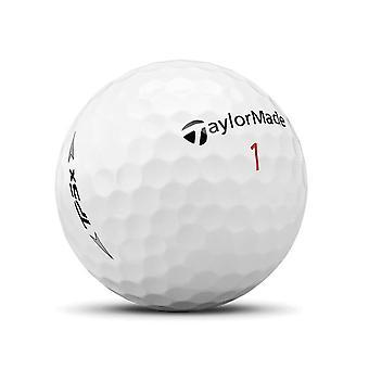 Taylormade Mens 2019 TP5X Golf Balls