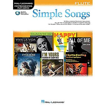 Simple Songs - Flute by Hal Leonard Corp - 9781540004468 Book