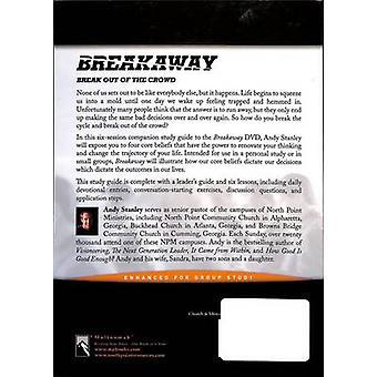 Breakaway (Study Guide) by Andy Stanley - 9781590526637 Book