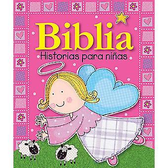 Biblia Historias Para Ninas - Pink by Lara Ede - 9781602553231 Book