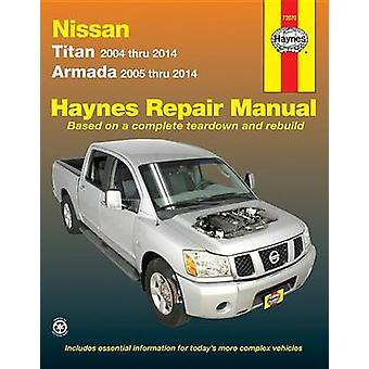Nissan Titan and Armada 2004 Thru 2014 - Titan 2004 Thru 2014 - Armada